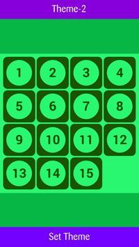 Sliding Puzzle - 15 Puzzle Classic screenshot 1