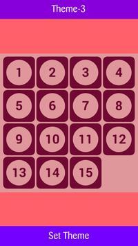 Sliding Puzzle - 15 Puzzle Classic screenshot 2