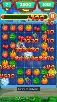 Fruit Link Splash apk screenshot
