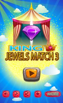 Jewels Legend Match 3 2017 screenshot 3