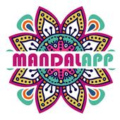 Coloring Book - Mandalapp icon