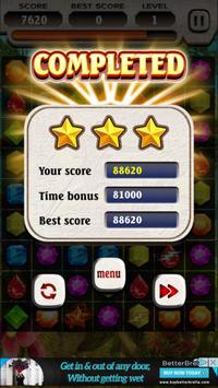 Jewels Match 3  Game screenshot 4