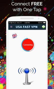 VPN USA screenshot 1