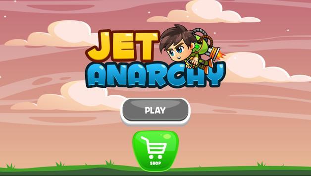 Jet Anarchy poster