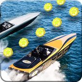 Xtreme Boat Rush:Top Speed Boat Racing 3D icon