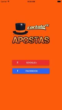 Cartola Apostas poster