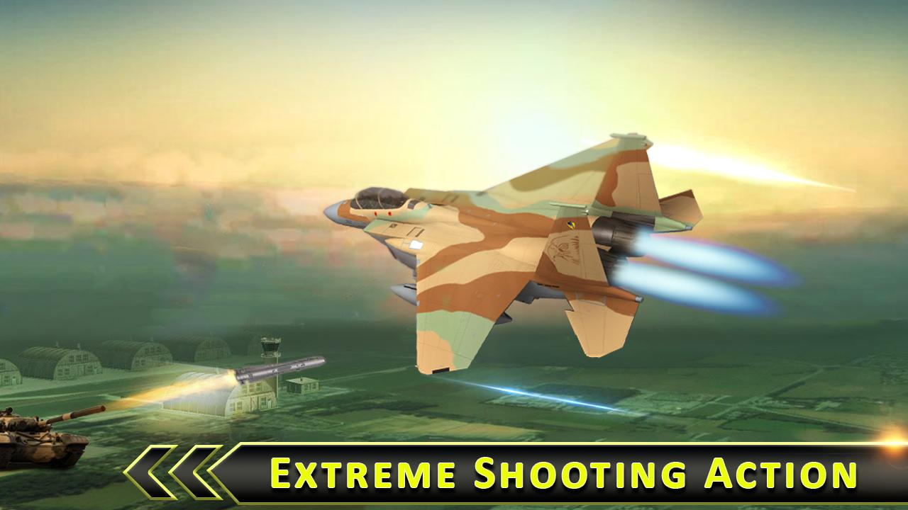 Jet Fighter Air Attack 3D for Android - APK Download