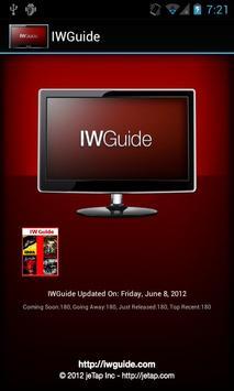 IWGuide for Netflix screenshot 4