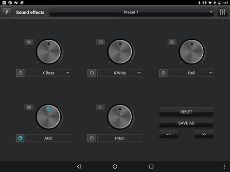 jetAudio HD Music Player apk screenshot