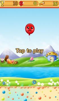 Flying Balloon HD apk screenshot