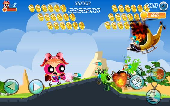 Super Puff Jetfire Girls screenshot 5