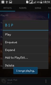 Jet For Powerful Music screenshot 1