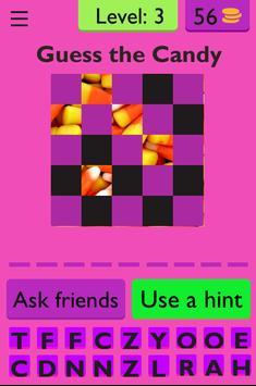 Guess the Candy screenshot 10