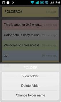 Notes Free - To Do List apk screenshot