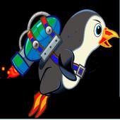 Jeting Penguin icon