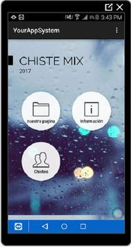 chiste mix 2017 poster