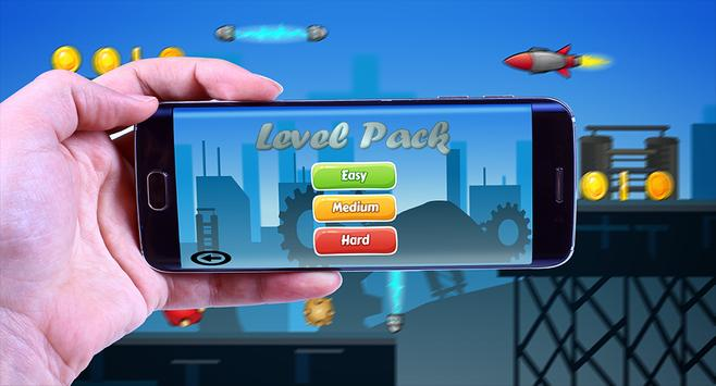Jetpack run adventure apk screenshot