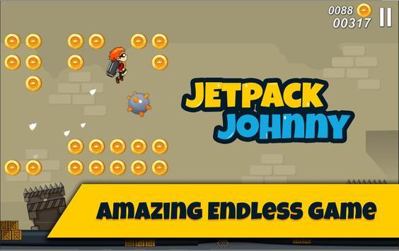 Endless Jetpack Johnny apk screenshot