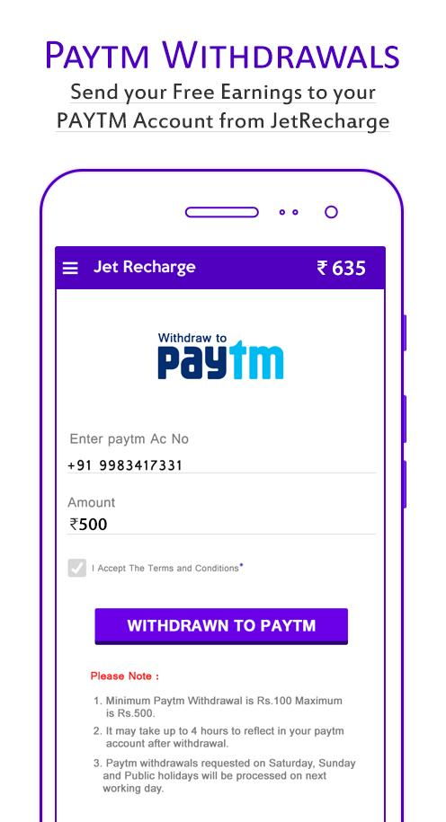 Jet Recharge® Free Recharge for Android - APK Download