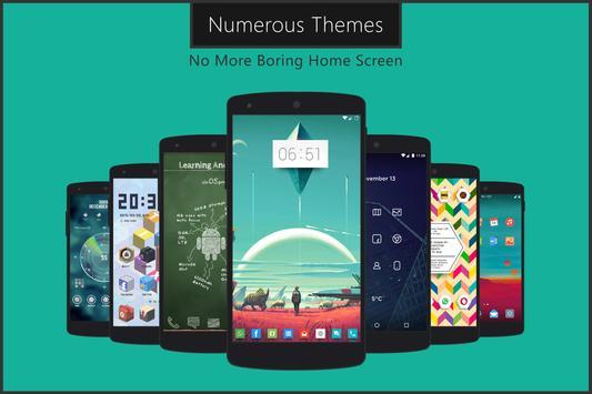 Theme Launcher apk screenshot