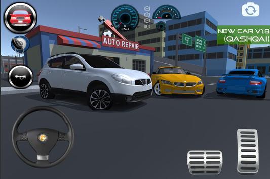 Jetta Convoy Simulator poster