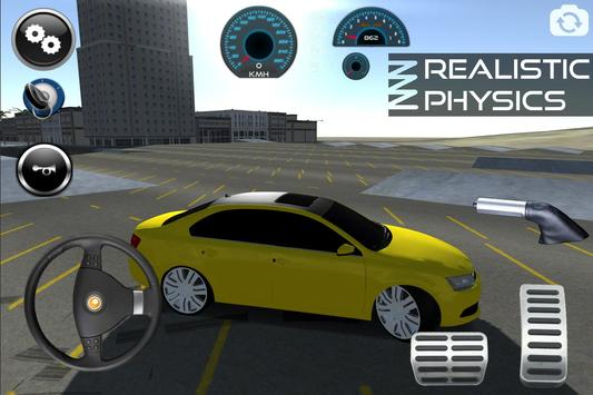 Jetta Convoy Simulator screenshot 15