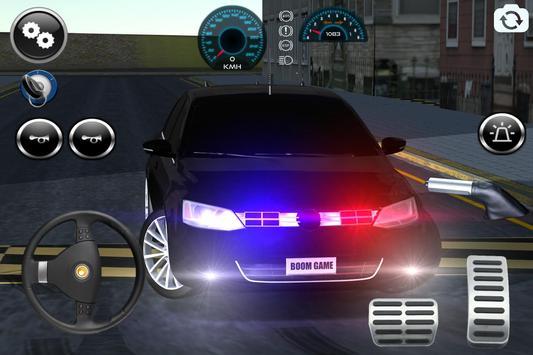 Jetta Convoy Simulator screenshot 1
