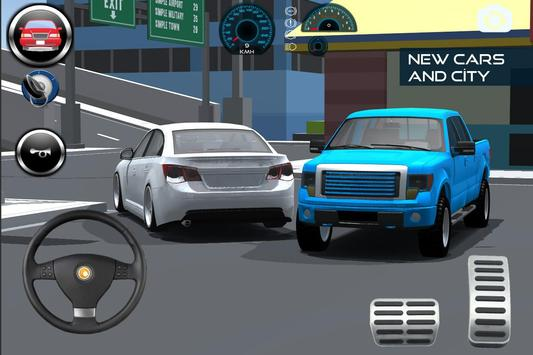 Jetta Convoy Simulator screenshot 2