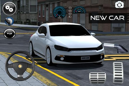 Jetta Convoy Simulator screenshot 3