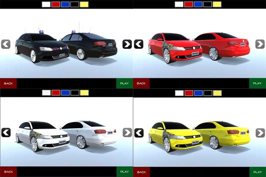 Jetta Convoy Simulator screenshot 5