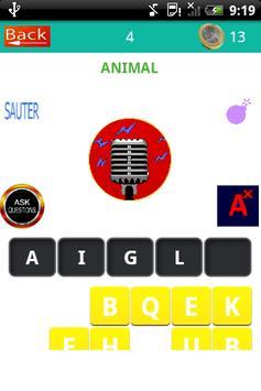jeu deviner le son  france apk screenshot