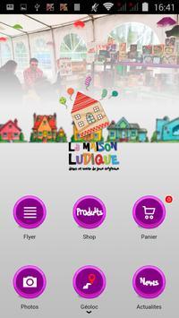 La Maison Ludique apk screenshot
