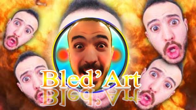 Le Bled'Art Officiel poster