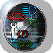 All Dashboard Warning Lights icon