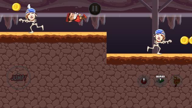 Game Save Saad Lamjarred jail apk screenshot