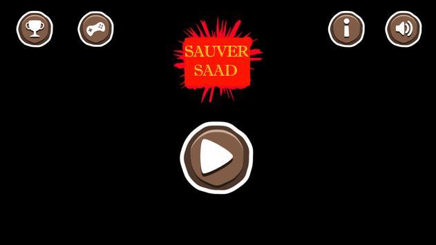 Game Save Saad Lamjarred jail poster
