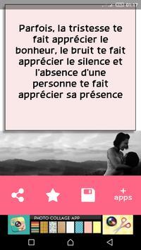 رسائل حب بالفرنسية للعشاق poster