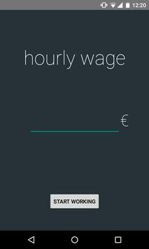 Wage per Second poster