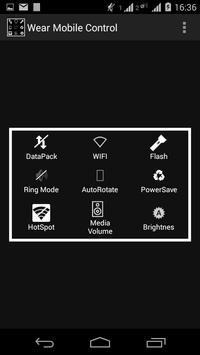 Wear Mobile Control screenshot 2