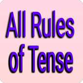 All Rules of Tense - Tense শেখার নিয়ম- Tense icon