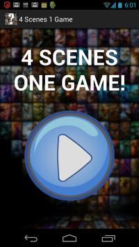 4 Scenes 1 Game poster