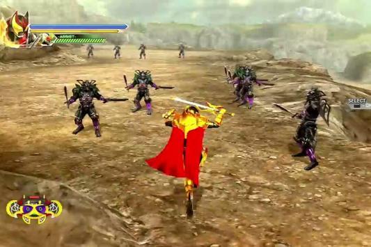 Hint Kamen Rider Battride III poster