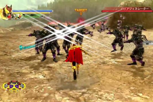 Hint Kamen Rider Battride III screenshot 1