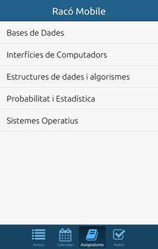 Racó Mobile screenshot 2