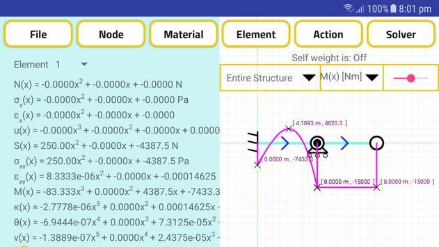Stiffness Method Solver APK Download - Free Education APP for ...