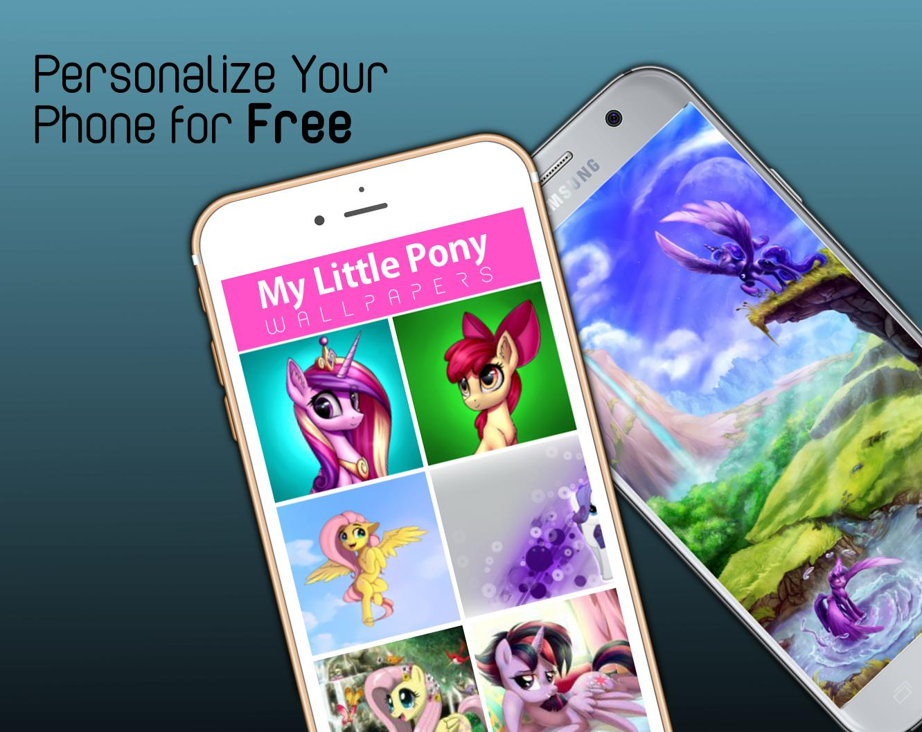 My Little Pony Wallpapers Hd For Android Apk Download