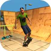 Skater 3d Simulator icon