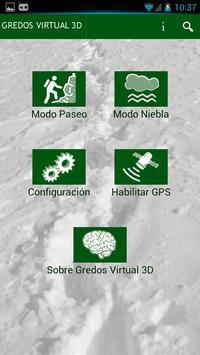 Gredos Virtual 3D poster