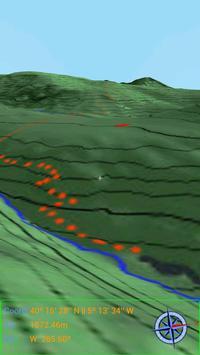 Gredos Virtual 3D apk screenshot