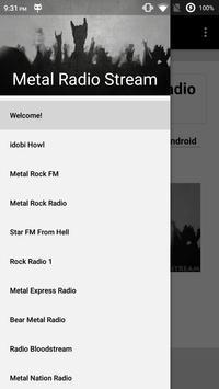 Metal Radio Stream screenshot 1